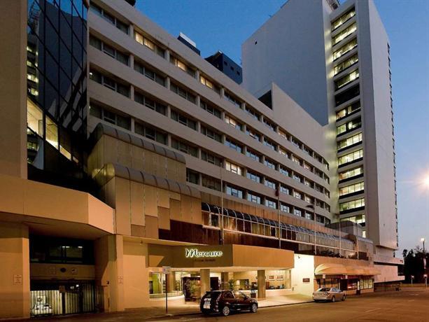 Mercure Hotel Perth - dream vacation