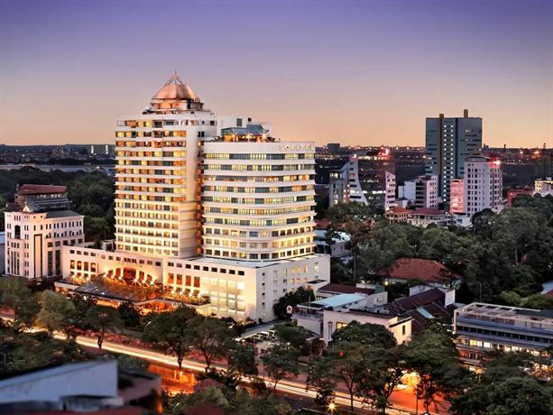 Sofitel Saigon Plaza - dream vacation