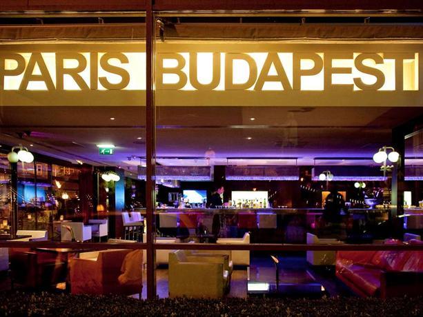Sofitel Budapest Chain Bridge - dream vacation