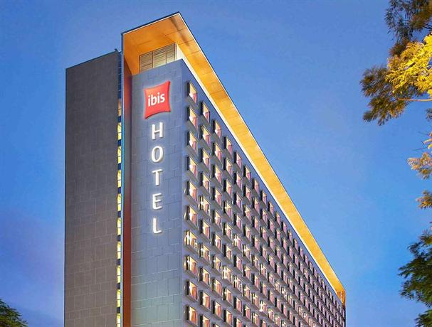 Ibis Singapore on Bencoolen - dream vacation