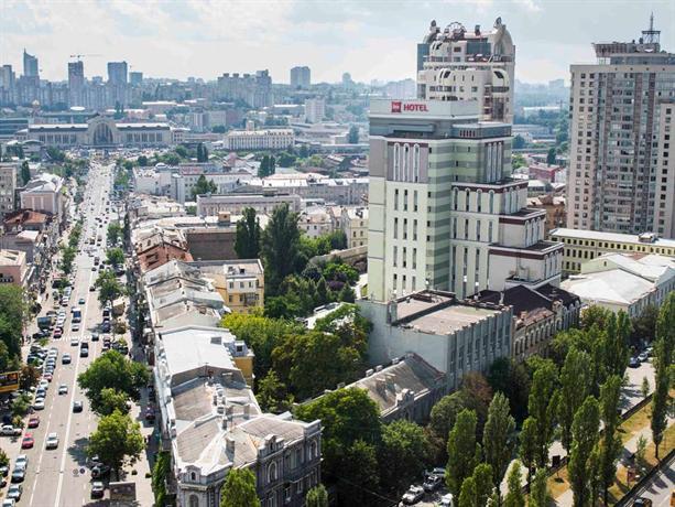 Ibis Kiev City Center - dream vacation