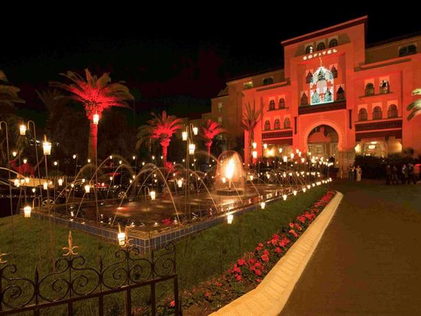 Sofitel Marrakech Palais Imperial - dream vacation