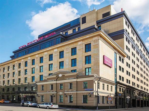 Mercure Moscow Paveletskaya - dream vacation