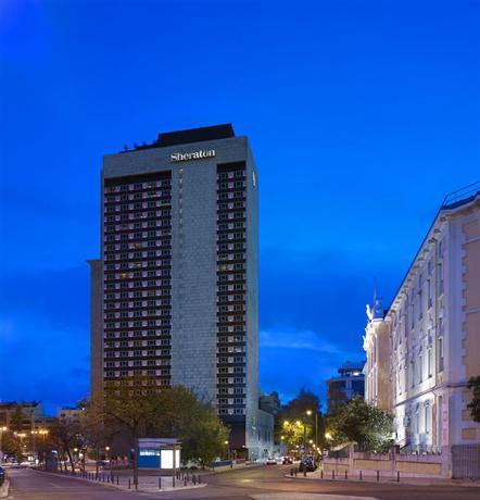 Sheraton Lisboa Hotel & Spa - dream vacation