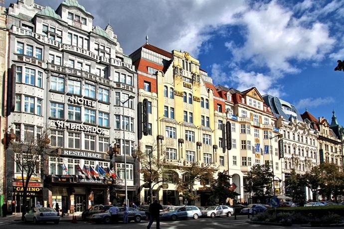 Hotel Ambassador - Zlata husa