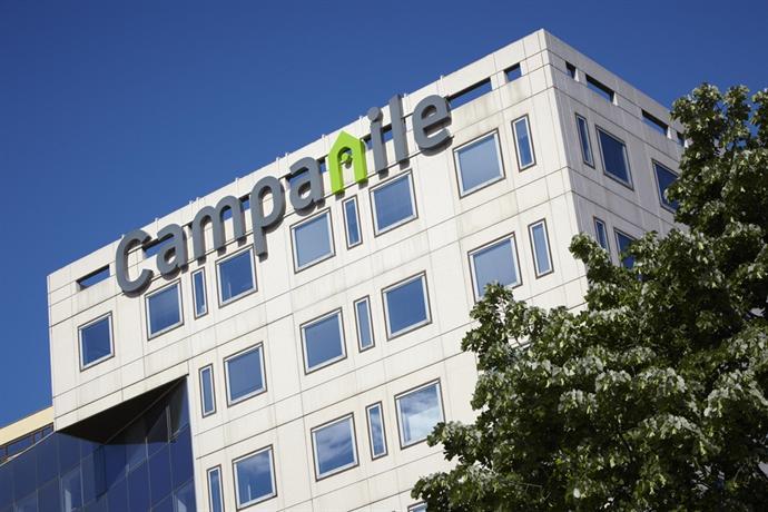 Campanile Lyon Centre Part-Dieu