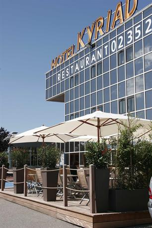 Hotel Kyriad Centre Le Havre - dream vacation