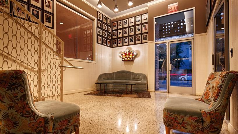 BEST WESTERN PLUS Hollywood Hills Hotel - dream vacation