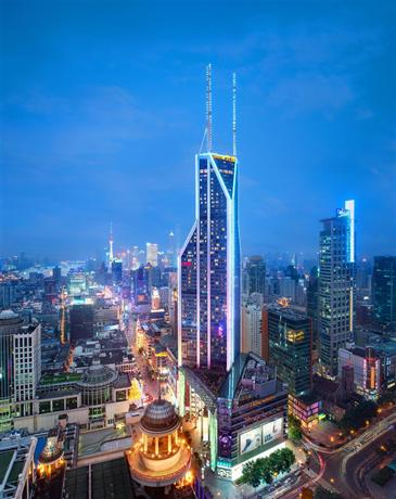 Le Royal Meridien Shanghai - dream vacation