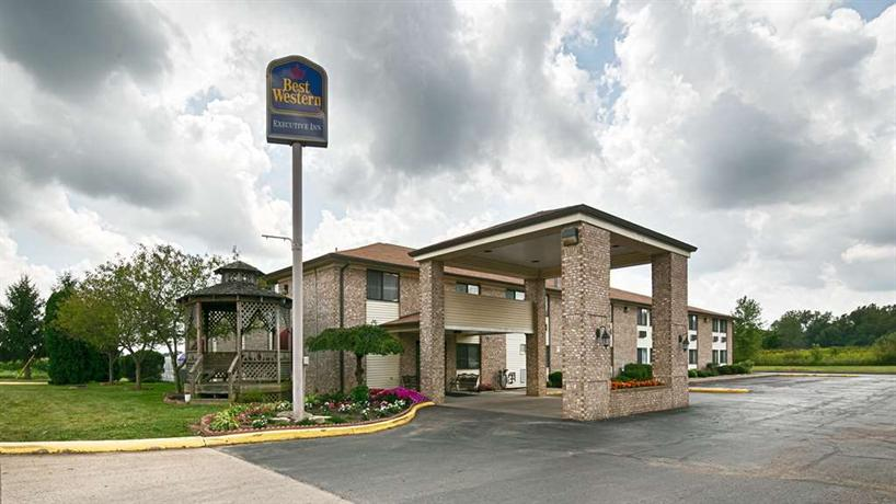 Best Western Executive Inn Mount Gilead