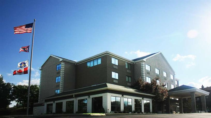 Best Western Inn and Suites Akron