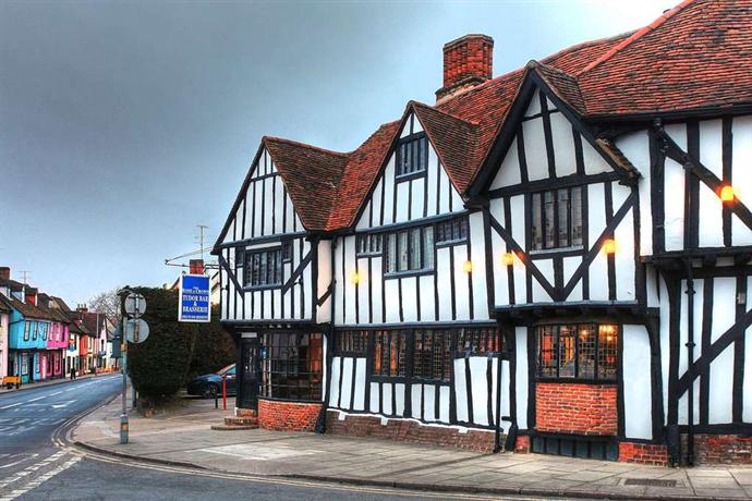 BEST WESTERN The Rose & Crown Colchester - dream vacation
