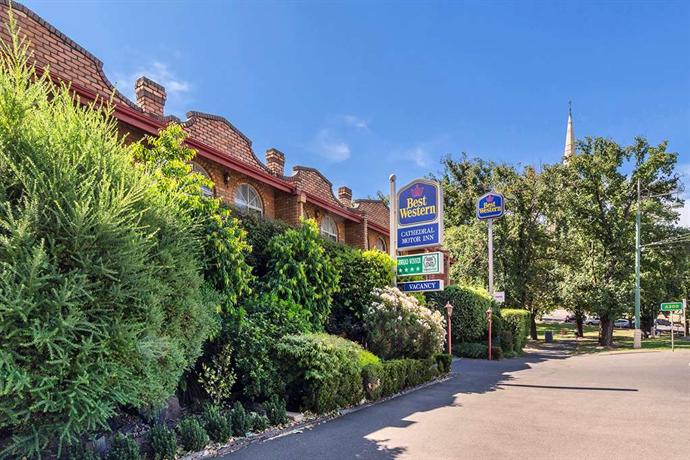 BEST WESTERN Cathedral Motor Inn - dream vacation