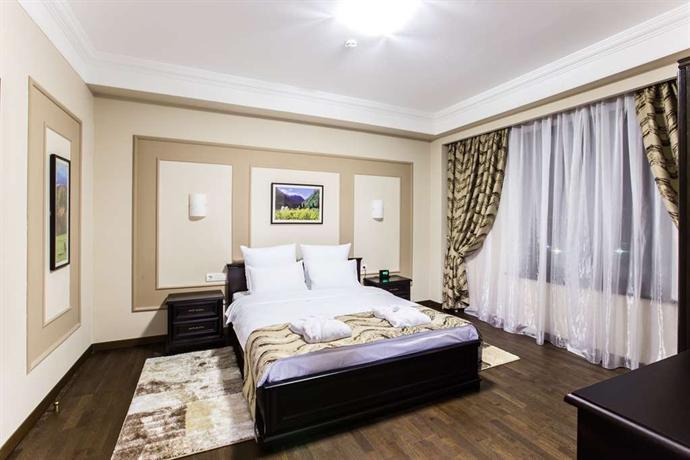 Отель Best Western Plus Atakent Park Hotel
