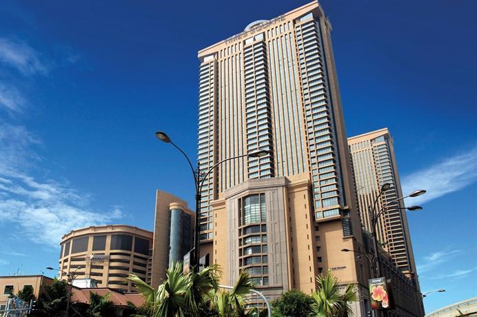 Berjaya Times Square Hotel - dream vacation
