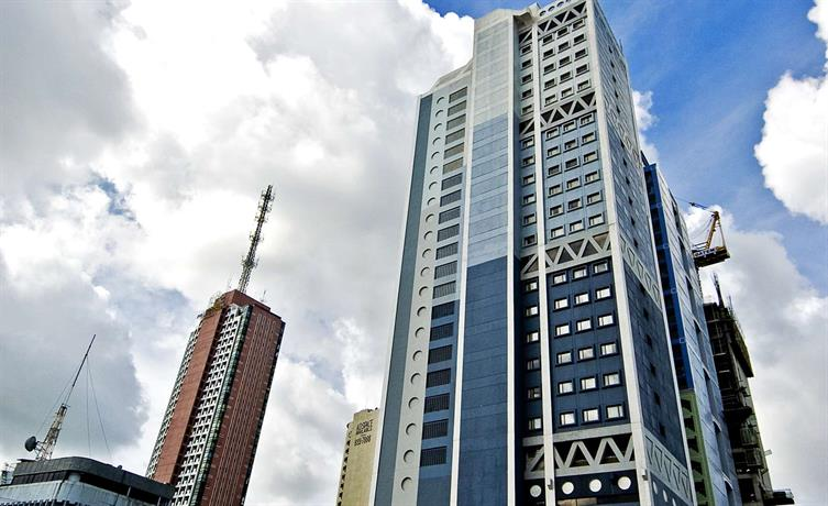 Berjaya Makati Hotel - Philippines - dream vacation