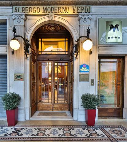 Best Western Hotel Moderno Verdi - dream vacation
