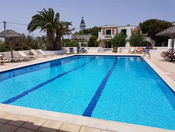 Naxos Beach 1 Hotel - dream vacation