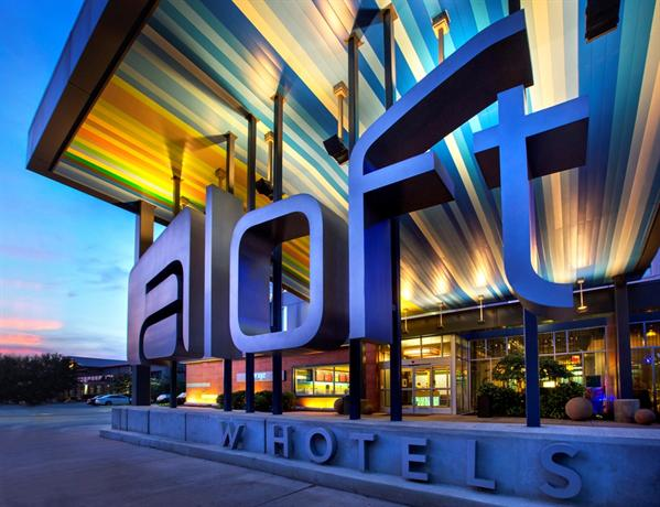 Aloft Nashville - Cool Springs - dream vacation