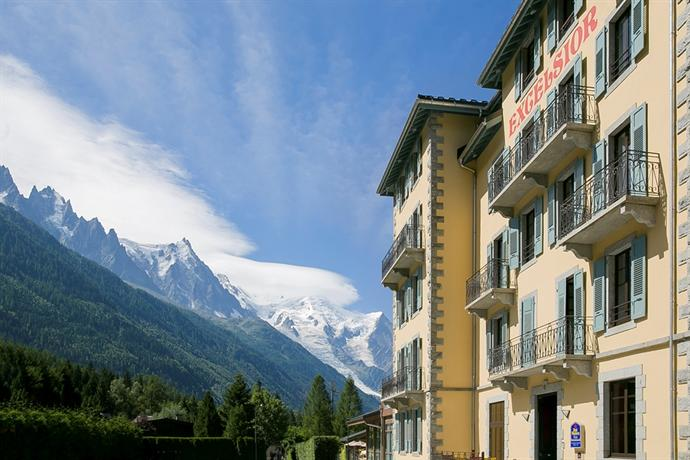 BEST WESTERN PLUS Excelsior Chamonix Hotel Restaurant & Spa - dream vacation