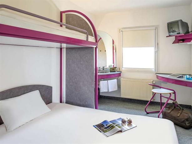 Ibis Budget Le Havre Centre Ex Etap Hotel - dream vacation