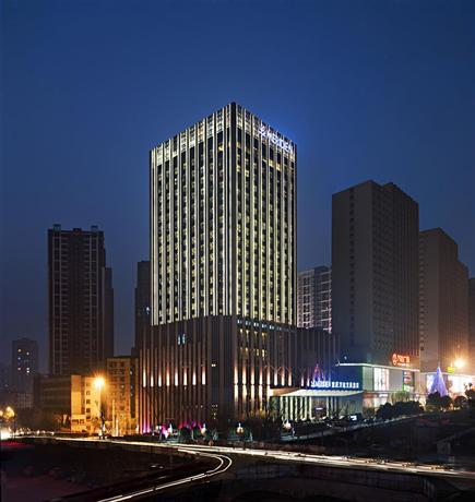 Le Meridien Chongqing Nan\'an - dream vacation
