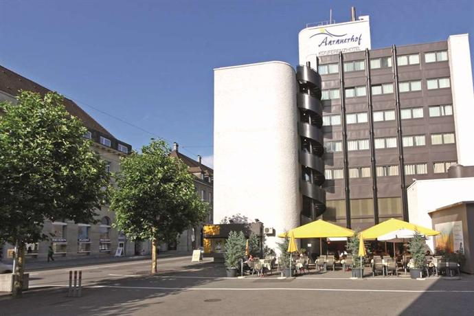 Sorell Hotel Aarauerhof - dream vacation