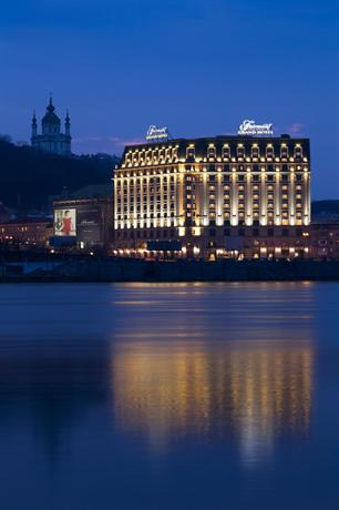 Fairmont Grand Hotel Kyiv - dream vacation