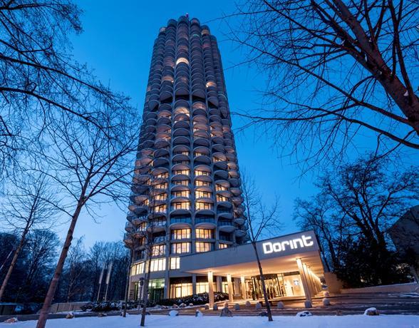 Dorint Hotel An Der Kongresshalle Augsburg - dream vacation