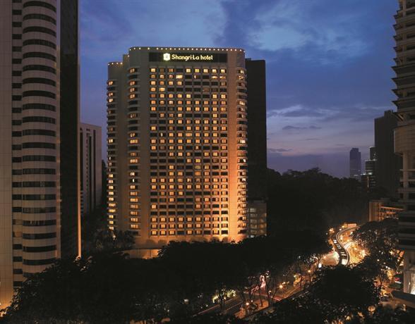 Shangri La Hotel Kuala Lumpur - dream vacation