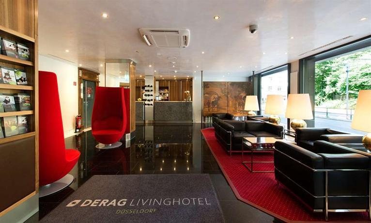 Derag Livinghotel Duesseldorf - dream vacation