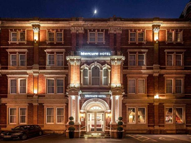 Mercure Exeter Rougemont Hotel - dream vacation