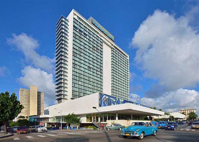 Tryp Habana Libre Hotel Havana