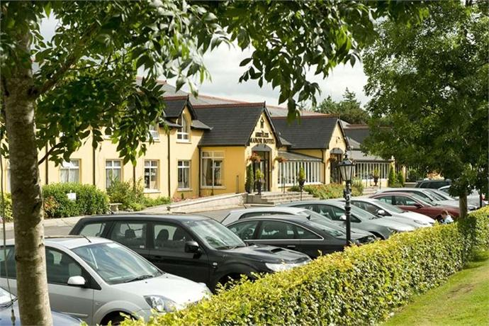 The Abbeyleix Manor Hotel - dream vacation