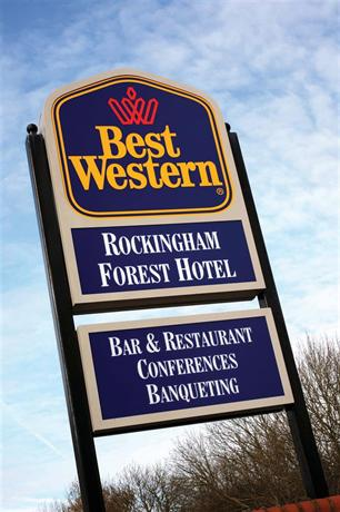 BEST WESTERN Rockingham Forest Corby - dream vacation