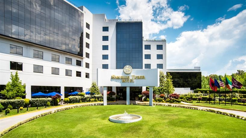 Sheraton Tirana Hotel - dream vacation
