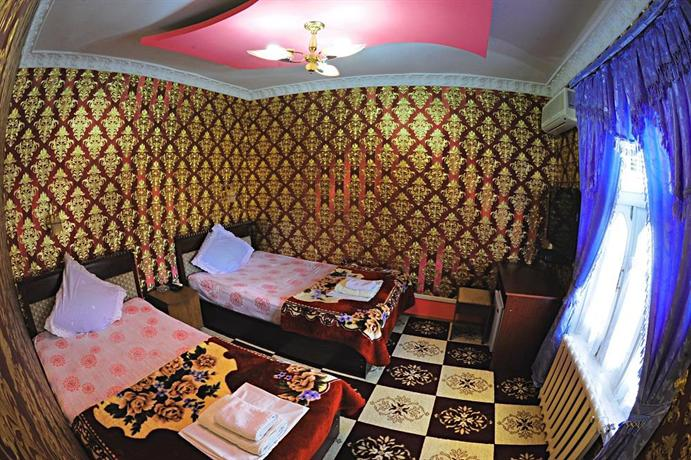 Sokhrob Barzu Guest House - dream vacation