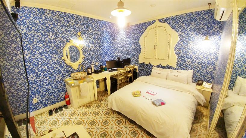 Hotel Yaja Uijeongbu Station - dream vacation