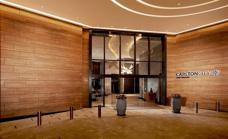 Carlton City Hotel Singapore - dream vacation