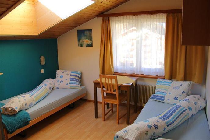 Pension Heino Saas-Grund - dream vacation