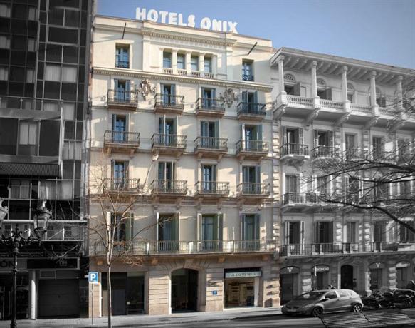 Onix Rambla Hotel - dream vacation
