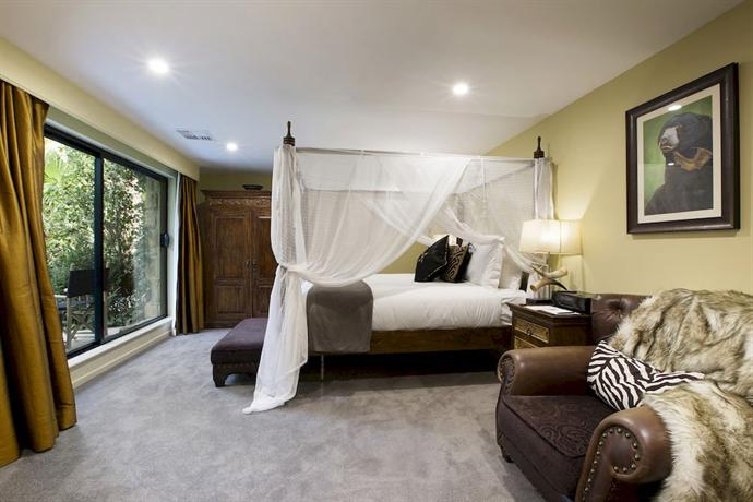 Jamala Wildlife Lodge - dream vacation