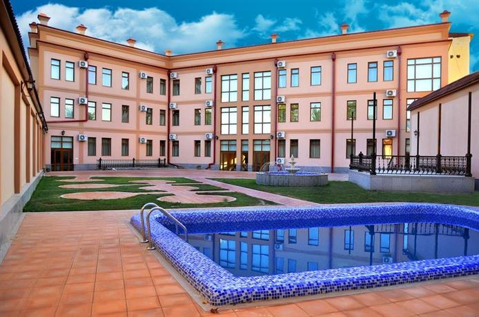 Hotel Diyora - dream vacation
