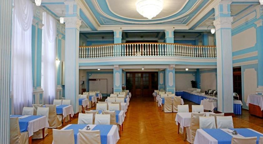 Primorskaya Hotel - dream vacation