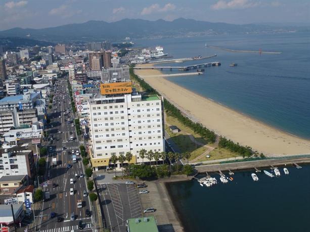 Beppu Fujikan Hotel - dream vacation
