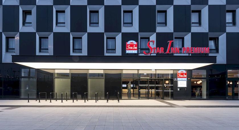 Star Inn Hotel Premium Wien Hauptbahnhof by Quality - dream vacation