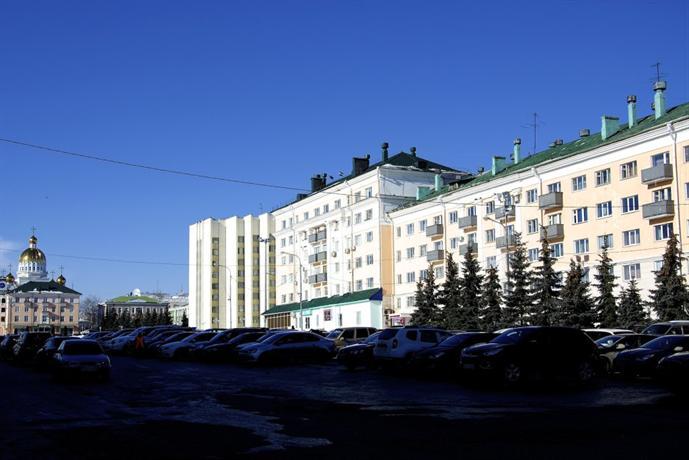 Апартаменты на Советской Площади