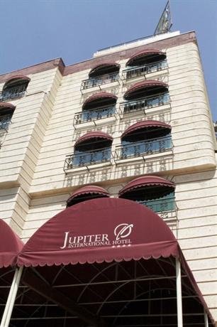 Jupiter International Hotel Bole - dream vacation