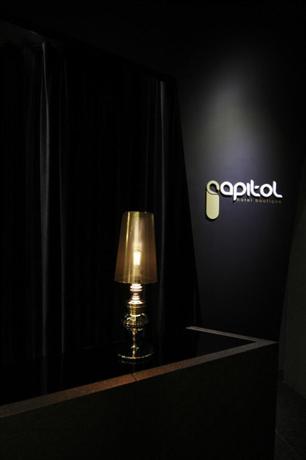 Capitol Boutique Hotel - dream vacation
