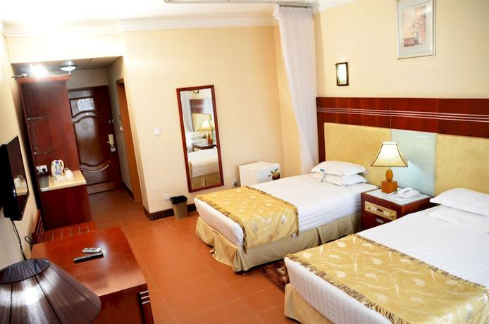 Hotel Africana - dream vacation